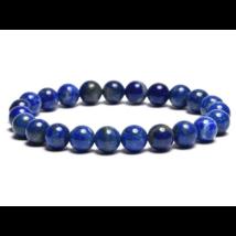 Lápisz lazuli 8 mm-es AB karkötő