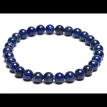 Lápisz lazuli 6 mm-es karkötő