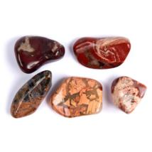 Breccsajáspis nagy ásvány marokkő